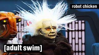 Best of Der Imperator | Robot Chicken: Star Wars Special | Adult Swim De