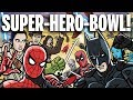 SUPER-HERO-BOWL! - TOON SANDWICHmp3