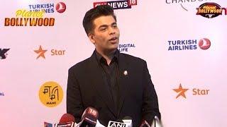 Karan Johar Avoids Commenting On Hrithik – Kangana Controversy | Bollywood News