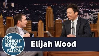 Jimmy Freaks Out Over Elijah Wood