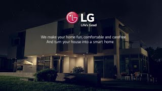 LG Electronics Home Technology – Innovation For A Better Life Advert