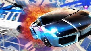 TRANSFORMATIONEN in Grand Theft Auto: Online!
