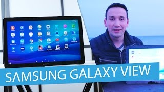 Samsung Galaxy View Review | 18.4 Inch Tablet - Best Tablet 2016