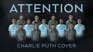 Attention - Charlie Puth - Peter Hollens & Mike Tompkins