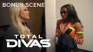 "Lana Takes Entrance Advice From Trinity on ""Total Divas"" 