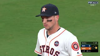 ALCS Gm7: Bregman handles grounder to get forceout