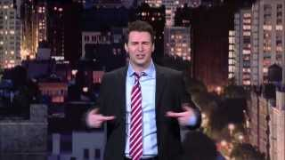 Comedian Pete Lee - David Letterman -