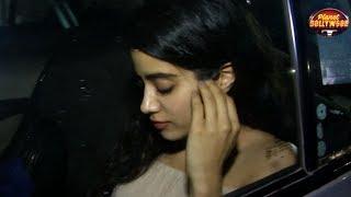 Did Jhanvi Kapoor Try To Flirt With Ranbir Kapoor At Karan Johar