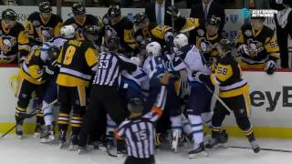 Tempers flare after Malkin