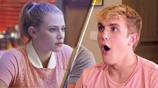 Lili Reinhart Does NOT Want Jake Paul on