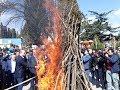 Marneuli şəhərində Novruz bayramı m...mp3