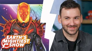 BONUS: Donny Cates talks new Cosmic Ghost Rider | Earth's Mightiest Show