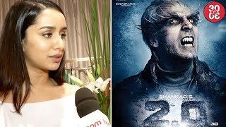 Shraddha Speaks About Learning A Lot While Working In 'Saaho