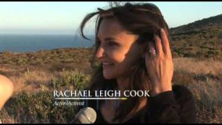 Coco Eco Magazine Cover Girls: Rachael Leigh Cook