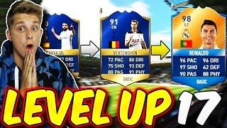 """FIFA 17 - LEVEL UP #17 ⚽⛔️⚽ - """"DIE GEILSTE FOLGE!! DIE ERSTEN TOTS!"""" - ULTIMATE TEAM (DEUTSCH)"""
