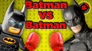 Film Theory: LEGO Batman vs DC Batman - Who