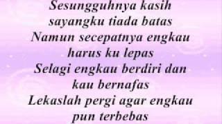 Cinta Terlarang - Kangen Band (lyric)