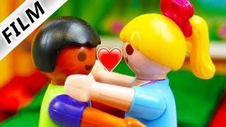 Playmobil Film deutsch | Hannah und Dave küssen sich?! Wieder zusammen? Schluss machen? Kinderserie