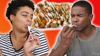 People Try Extreme French Fries