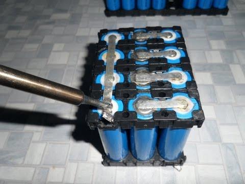 Аккумулятор шуруповёрта своими руками