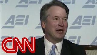 Hear Brett Kavanaugh discuss independent counsel