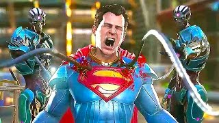 INJUSTICE 2 All Super Moves So Far 2017 (All Characters)