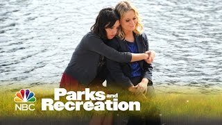 Parks and Recreation - April and Leslie
