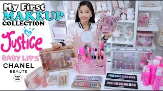 JUSTICE MAKEUP COLLECTION + A LOOK 👀 at MOM
