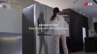 LG Door-in-Door | Fridge Freezer | USP