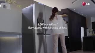 LG Door-in-Door   Fridge Freezer   USP
