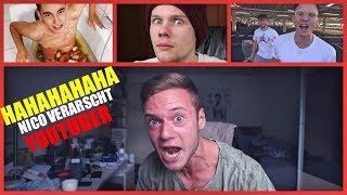 Nico verarscht Youtuber | Hahaha | inscope21