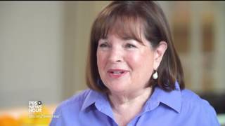 How the Barefoot Contessa became one of America's best loved cooks