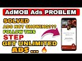 AdMob Ads Not Showing | Ads not showing ...mp3
