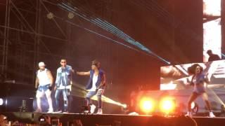 Daddy Yankee, Luis Fonsi- Despacito- LIVE MILANO 2017