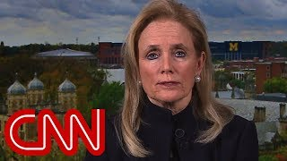 Rep. Dingell denies Ted Kennedy groped her