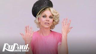 Drag Makeup Tutorial: Courtney Act