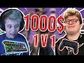 I bet $1000 on a 1v1 against Aydan | Bes...mp3