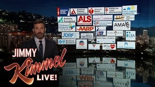 Round 3 of Jimmy Kimmel's Health Care Battle