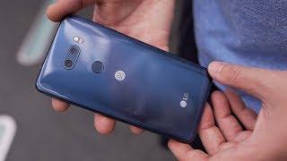 Das bessere Note 8: LG V30 Hands-On! - felixba