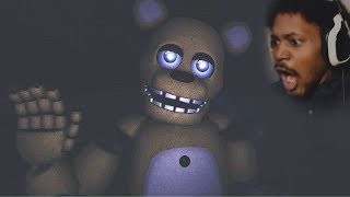 WOULD YOU WORK HERE? gonna guess no..   Fredbear And Friends: Reboot (Chapter 1)