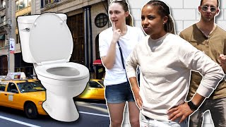 We Searched For The Best Public Bathroom In NYC