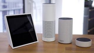 Alexa vs. Alexa: Welcher Echo ist der richtige für dich? - felixba
