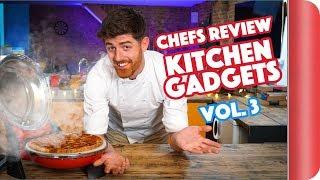Chefs Review Kitchen Gadgets Vol. 3