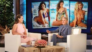 Sports Illustrated Swimsuit Cover Model Ashley Graham