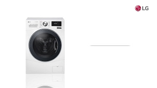 LG Centum System™ Washing Machine | Large Capacity, Compact Size