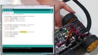 Kit Seguidor solar Arduino 2W pan tilt Solar tracker