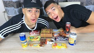 Süßigkeiten Test - MAROKKO !!! | PrankBrosTV