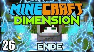 DAS ist das ENDE von Minecraft Dimension! ☆ Minecraft: Dimension