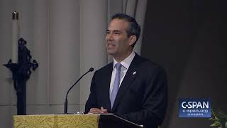 George P. Bush Tribute to President George H.W. Bush (C-SPAN)