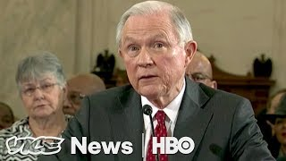 Jeff Sessions: The Immigration Enforcer (HBO)